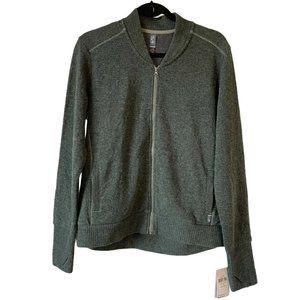Mountain Hardwear Sarafin Bomber Jacket Green L